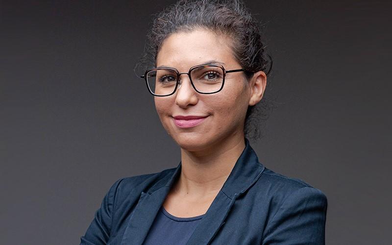 Portrait Myriam Blal